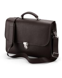 Aspinal - City Briefcase - Lyst