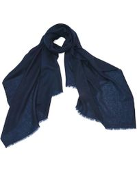 Aspinal - The Lightweight Cashmere Scarf - Lyst
