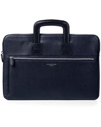 Aspinal - Connaught Document Case - Lyst
