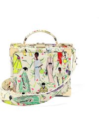 Aspinal - Giles X Aspinal Mini Trunk - Lyst