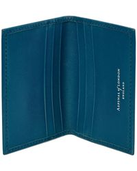 Aspinal - Double Fold Credit Card Case - Lyst