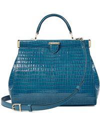 Aspinal - The Large Florence Frame Bag - Lyst