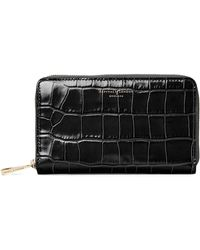 Aspinal - Midi Continental Clutch Zip Wallet - Lyst
