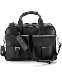 Aspinal - Harrison Overnight Business Bag - Lyst