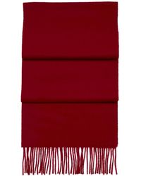 Aspinal - Essential Block Colour Scarf - Lyst