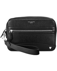 Aspinal - The Anderson Man Clutch - Lyst