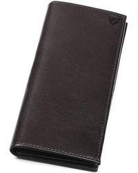 Aspinal of London - Slim Breast Pocket Wallet - Lyst