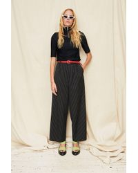 Assembly - Pleated Yoke Pant - Lyst