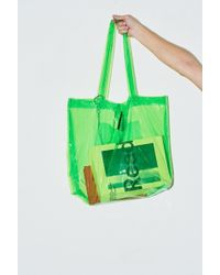 Assembly - Large Vinyl Tote - Lyst