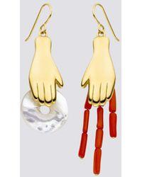 Nina Kastens Jewelry - Can't Get Enough Earrings - Lyst