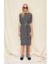 Assembly - Brush Stroke Gemini Dress - Lyst