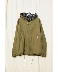 Assembly - Raglan Hooded Jacket - Lyst