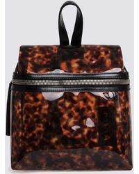 Kara - Tortoise Small Backpack - Lyst
