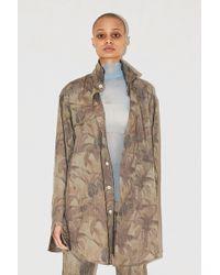 Assembly - Palm Camo Chimayo Shirtcoat - Lyst