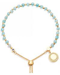 Astley Clarke - Duck Egg Quartzite Kula Bracelet - Lyst
