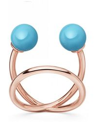 Astley Clarke - Turquoise Yves Ring - Lyst