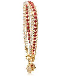 Astley Clarke - Double Hamsa Bracelet Stack - Lyst