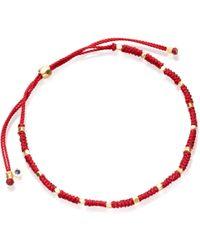 Astley Clarke - Protection Skinny Biography Bracelet - Lyst