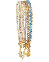 Astley Clarke - The Opportunist Bracelet Stack - Lyst