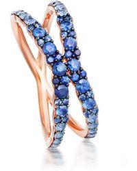 Astley Clarke - Sapphire Fusion Interstellar Ring - Lyst