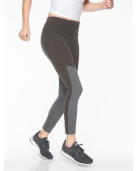 Athleta - All In Structure 7/8 Tight - Lyst