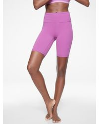 "Athleta - Elation 8"" Short In Powervita - Lyst"