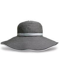 Athleta - Wide Brim Ribbon Hat - Lyst 9c85f7f510e7