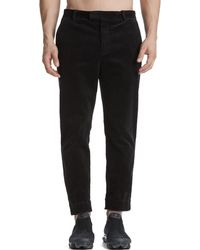 ATM - Stretch Corduroy Slim Pants - Lyst