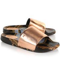 Ted Baker - Women's Aveline Slider Sandals - Lyst