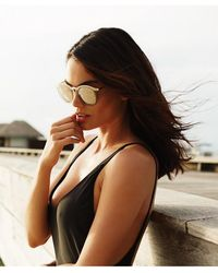 060b898ab1 Le Specs - Polarized No Smirking Sunglasses - Lyst