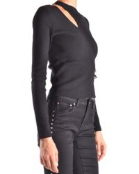 Versus - Jumper In Black - Lyst