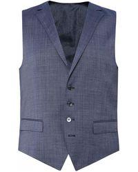 BOSS - Virgin Wool Three Piece Hutson5/gander3 We Suit - Lyst