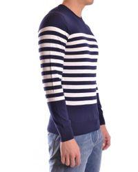 Armani Jeans - Striped Sweater - Lyst