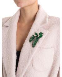 Vivetta - Niamey Long Coat In Pink - Lyst