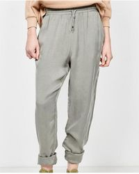 American Vintage - Meadow Trousers - Lyst