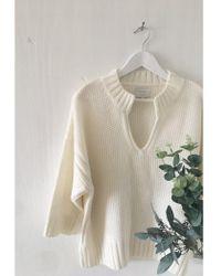 Numph - Cattleyguava Knit - Lyst