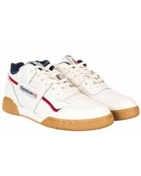 88183ae48e0 Lyst - Reebok Workout Plus in Blue for Men