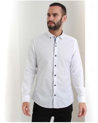 Remus - Parker Tapered Shirt - Lyst