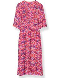 Pyrus - Audrey Dress In Elodie Floral - Lyst