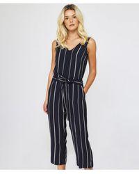 Rails - Granada Striped Hallie Jumpsuit - Lyst