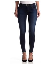 Hudson Jeans - Nico Midrise Skny Jeans Revelation - Lyst