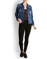 Citizens of Humanity - Rocket Skinny All Black Jean - Lyst