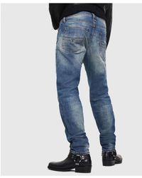 809e8b9c DIESEL Larkee 8ym Jeans in Blue for Men - Lyst