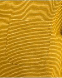 Part Two - Kedita Yellow T-shirt - Lyst