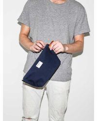 Sandqvist - Cleo Wash Bag In Blue - Lyst