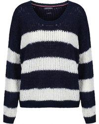 Tommy Hilfiger - Women's Paletta Mohair Sweater - Lyst