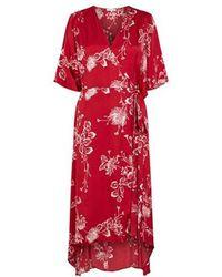 Second Female - Vicky Wrap Dress - Lyst