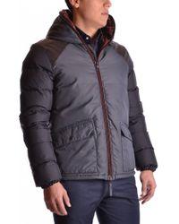 Duvetica - Men's Mcbi109005o Grey Polyamide Outerwear Jacket - Lyst