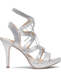 Sargossa - Chic Leather Heels - Lyst