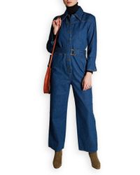 99de3b8e7db M.i.h Jeans - M.i.h Jeans Harper Denim All-in-one - Lyst